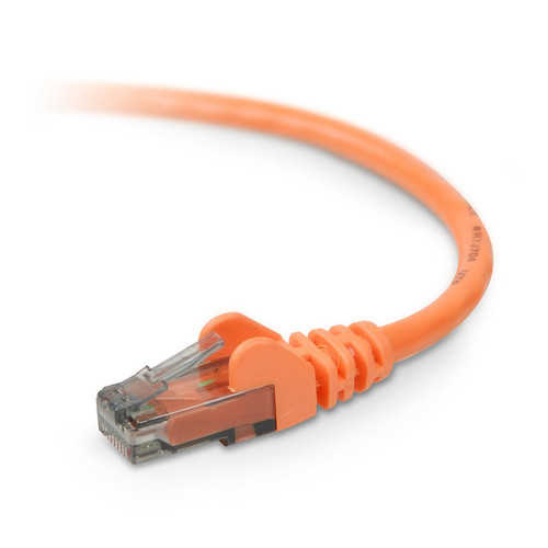Belkin Cat. 6 UTP Patch Cable A3L980-15-ORG-S