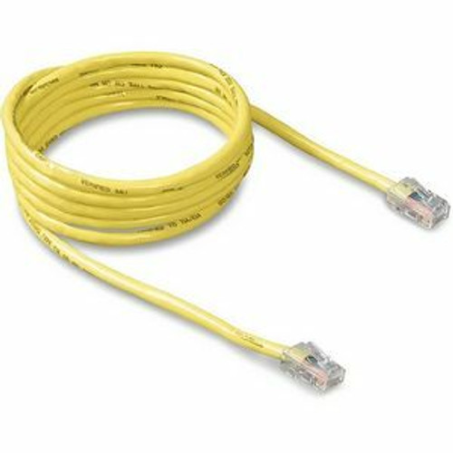Belkin Cat. 5e Patch Cable A3L781-03-YLW