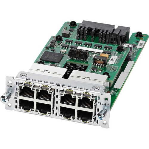 Cisco 4-Port Gigabit Ethernet Switch NIM