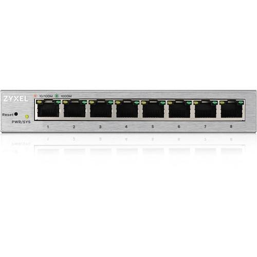 ZYXEL 8-Port GbE Web Managed Switch