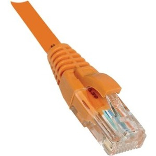 Weltron Cat.6 Patch Network Cable 90-C6CB-OR-020