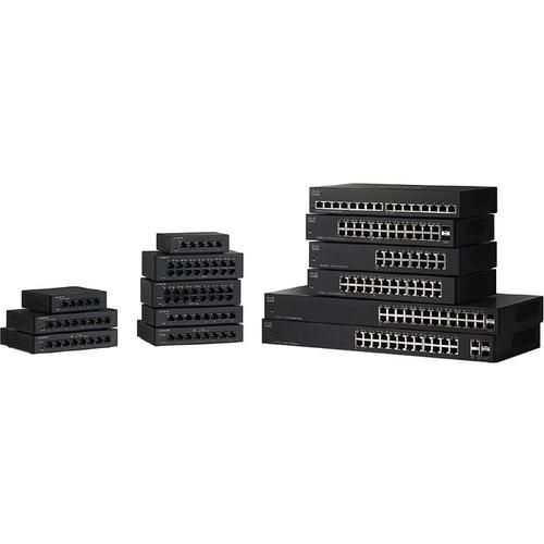 Cisco SF110-24 24-Port 10/100 Switch