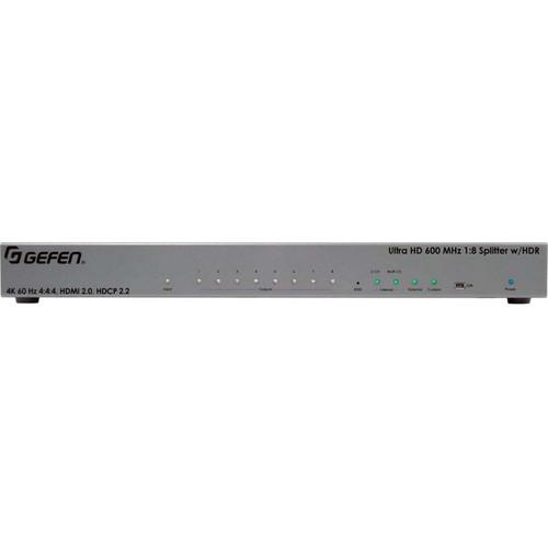 Gefen Ultra HD 600 MHz 1:8 Splitter for HDMI w/ HDR