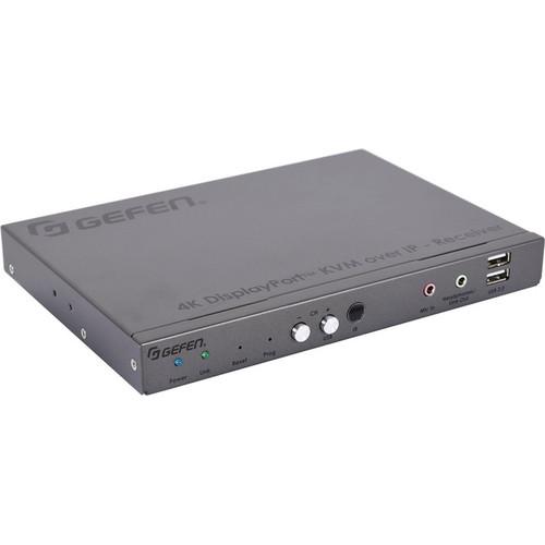 Gefen 4K DisplayPort KVM Over IP - Receiver Package