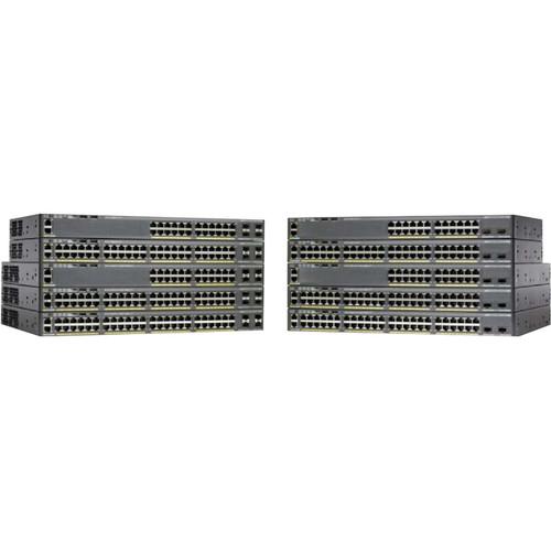 Cisco Catalyst 2960X-48LPD-L Ethernet Switch
