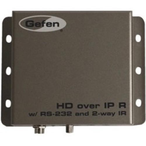 Gefen HDMI, RS-232 and bi-directional IR Extender over IP - Receiver