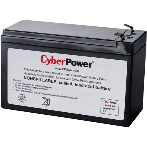 CyberPower RB1270B Replacement Battery Cartridge