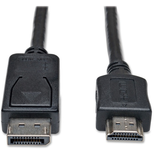 Tripp Lite 3ft DisplayPort to HDMI Cable Adapter Converter DP to HDMI M/M