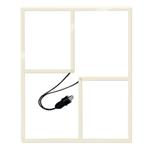 Cable Cutter Aerowave Indoor/Outdoor HDTV Antenna (White)