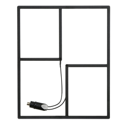 Cable Cutter Aerowave Indoor/Outdoor HDTV Antenna (Black)