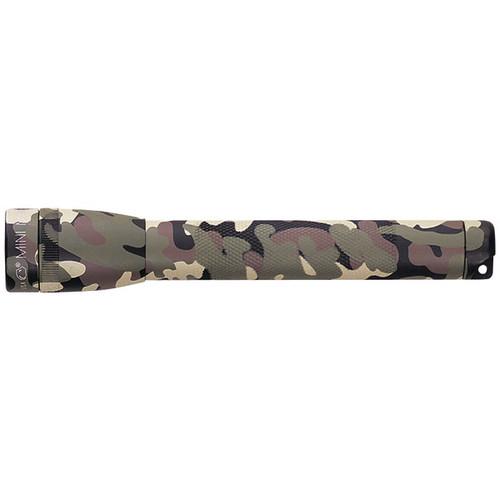 14-Lumen Mini Flashlight with Holster (Camo)