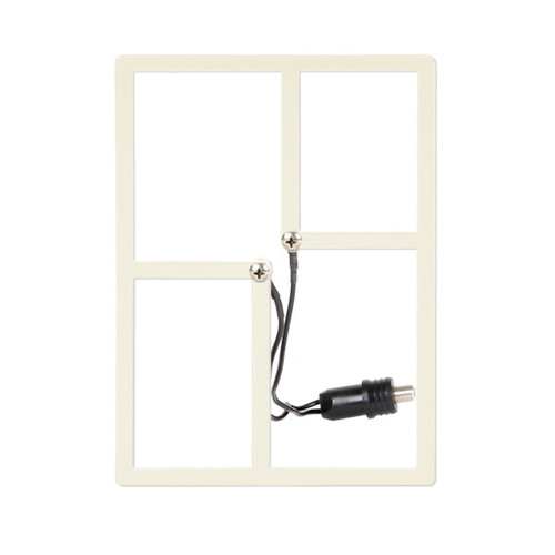 Cable Cutter METRO Indoor/Outdoor HDTV Antenna (White)