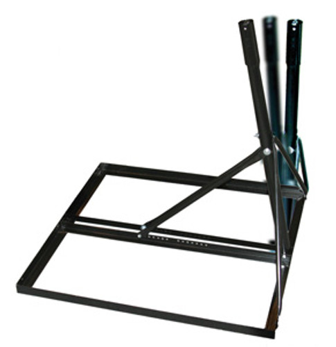 Perfect Vision NPR6B Non Penetrating Roof Mount with Adjustable Mast