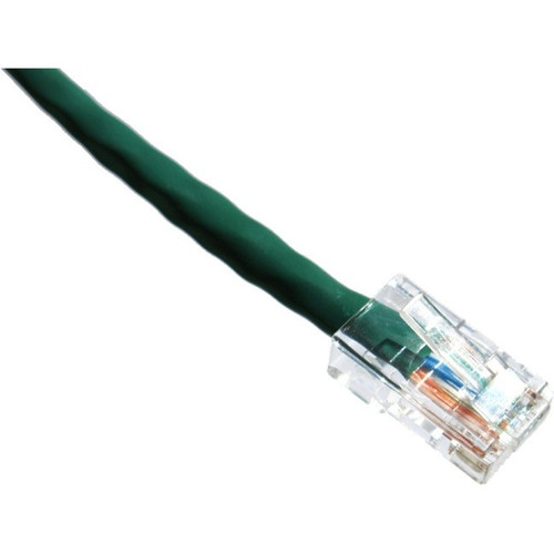 Axiom 5FT CAT5E 350mhz Patch Cable Non-Booted (Green)
