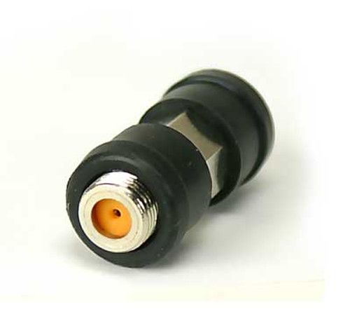 Perfect Vision DTVF81O-05 High Frequency Barrel Connector with Weather Seals