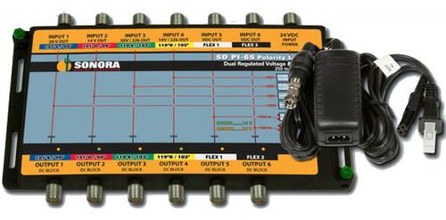 Sonora SD PI-6S-T DIRECTV Slimline Polarity Locker & Power Inserter