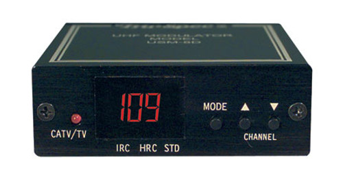 USM-8D Digital UHF Consumer Agile Audio Video Modulator - Pico Digital