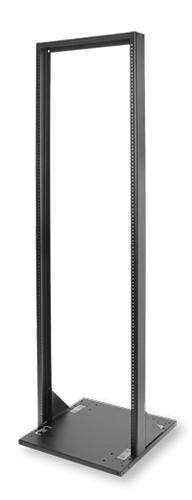 MOR-36 Pico Macom 36 inch Open Frame Equipment Rack - 20 RU