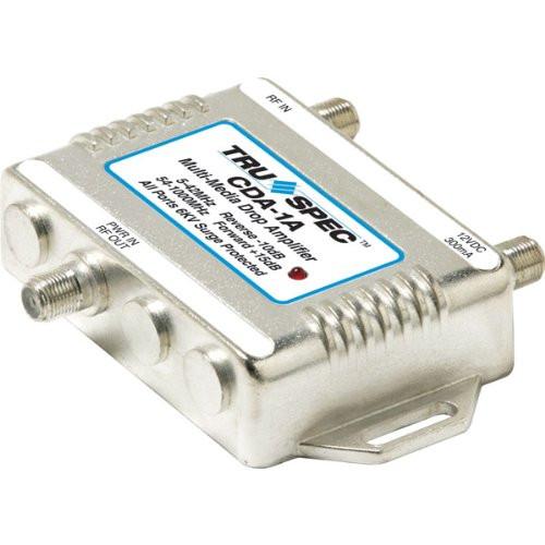 Pico Digital CDA-1A 1GHz Bi-Directional Amplifier CATV Drop with Active Return