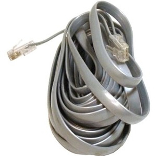Monoprice Phone cable, RJ-45 (8P8C), Straight - 25ft for Data