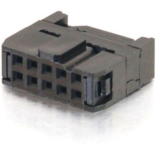 C2G 10-pin Female IDC Flat Ribbon Connector