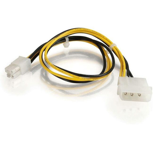 C2G 12in ATX Power Supply to Pentium 4 Power Adapter Cable