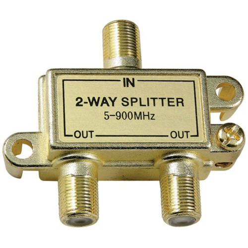 AXIS RSE-A102G 5 MHZ - 900 MHZ Splitter (2-Way)
