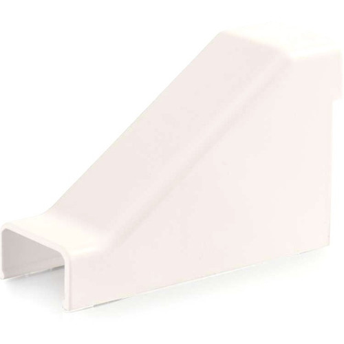 C2G Wiremold Uniduct 2700 Drop Ceiling Connector - Fog White