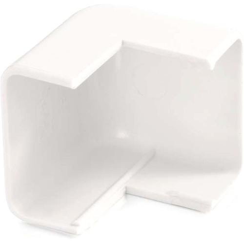 C2G Wiremold Uniduct 2800 External Elbow - White