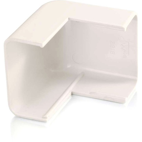 C2G Wiremold Uniduct 2900 External Elbow - Fog White