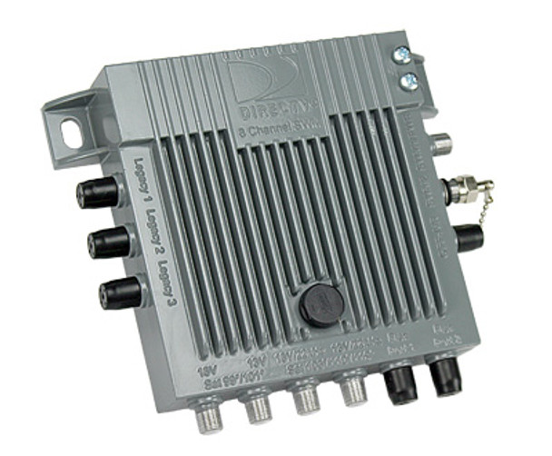 DIRECTV SWM-8 Single Wire Multi-Switch (8 Tuners)