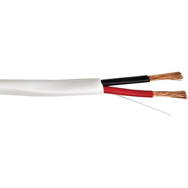 14-Gauge 2-Conductor 105-Strand Oxygen-Free Speaker Wire, 500ft