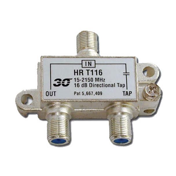 Sonora HRT116 High Performance 16 dB Tap 1-Port, 2-2400 MHz