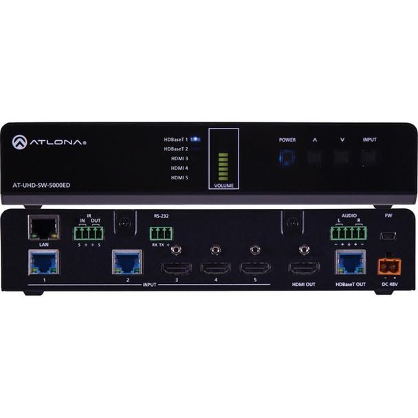 Atlona AT-UHD-SW-5000ED Audio/Video Switchbox