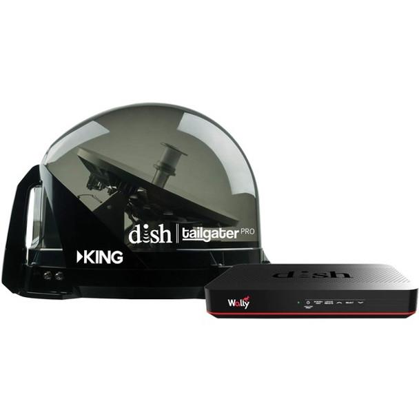 DISH(R) Tailgater(R) Pro Premium Automatic Satellite TV System