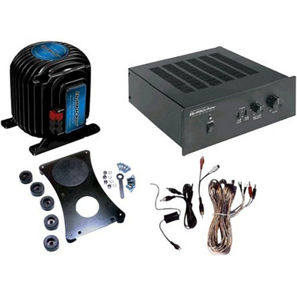 ButtKicker Low Frequency Effect Kit with Amplifier for Home Theater