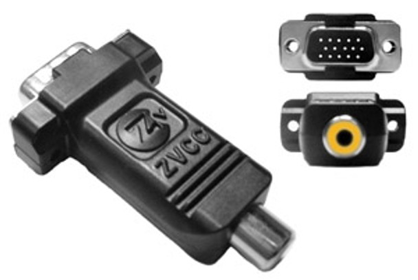ZeeVee ZvCC1-NA Closed Caption Add-On Adapter Enhances HD Broadcast