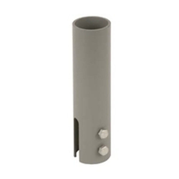 "1 5/8"" OD Quick Pipe Adapter for 18"" Dish, Powder-Coated"