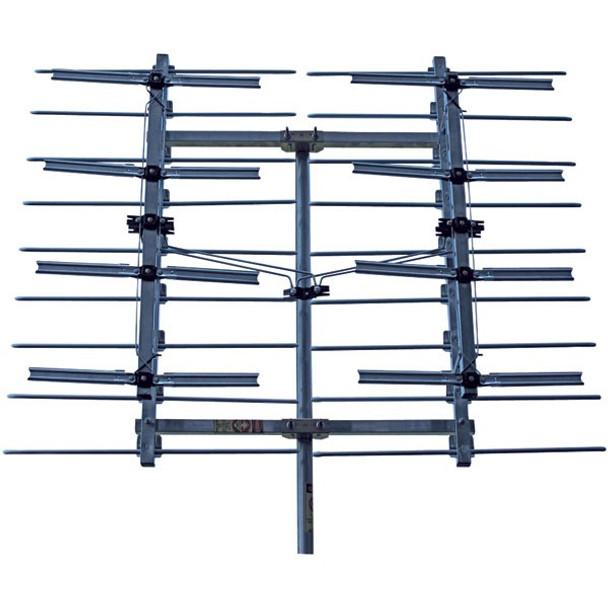 Winegard HD-8800 UHF High-Gain 8-Bay Bow-Tie HDTV Antenna
