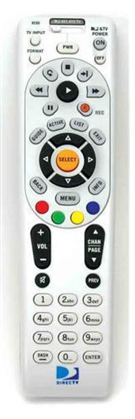 DIRECTV Universal IR Remote Control with Batteries (RC66X)