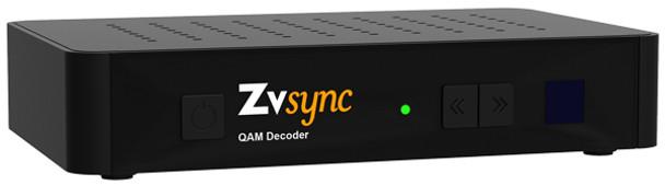 ZeeVee ZvSync HD Digital Video RF Tuner and QAM Decoder