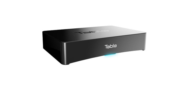 Tablo SPVR2-01-NA 2-Tuner Whole Home Over-the-Air HD DVR for HDTV Antennas - front view