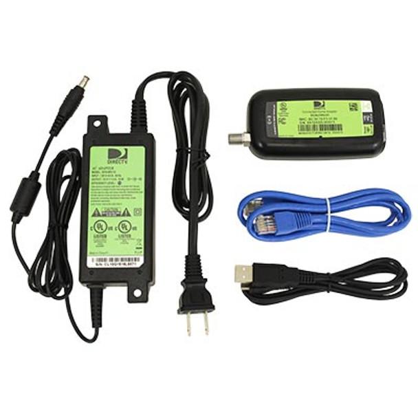 DIRECTV Broadband USB DECA Kit with Power Supply - Third Generation Cinema Connection Kit (DECAU-KIT-PSMUSB)