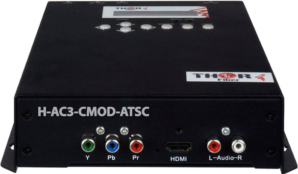 Thor H-AC3-CMOD-ATSC 1-Channel Compact HDMI to ATSC Encoder Modulator with Dolby AC3 - HDCP compliant