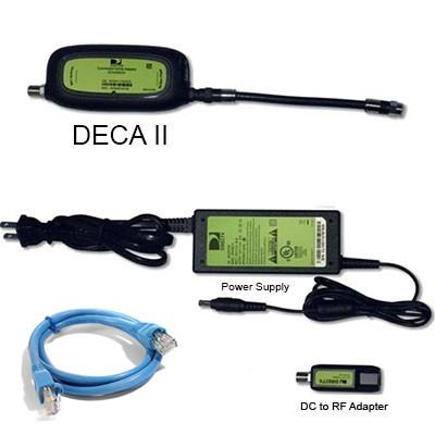 deca directv swm splitter 4 way wiring diagram directv deca 2 pro cinema connection kit ii with power supply  dca2pr   directv deca 2 pro cinema connection