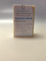 Egyptian Musk Shea butter soap
