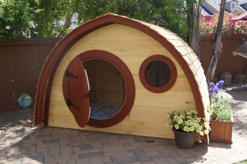Our Hobbit Holes are an attractive addition to any landscape!