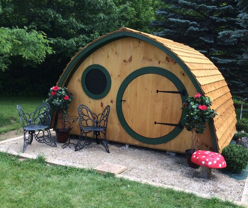 Faehaven Adult Sized Multiuse Hobbit Hole