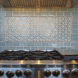 3 Ways To Use Decorative Tile Behind Your Stove
