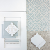 3 Backsplash Tile Ideas For White Kitchen Cabinets